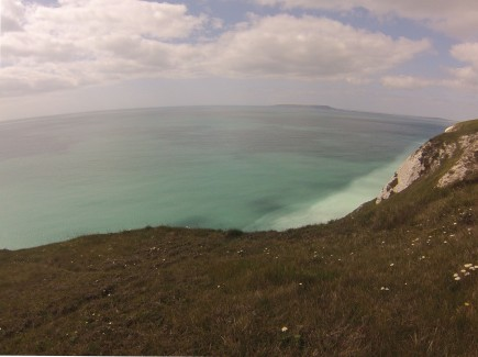 Along the Jurassic Coast